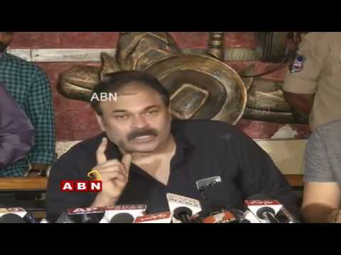 Actor Nagababu Press Meet Over Casting Couch And Sri Reddy Issue | ABN Telugu