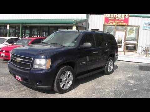2009 Chevrolet Tahoe LS Review