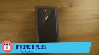 iPhone 8 Plus Unboxing