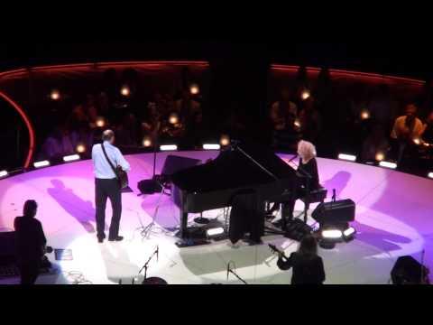 Carole King With James Taylor (HD) - Sweet Season - Boston Garden - 6/19/10