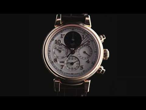 @IWC : Iconic Design of the 1980s ••• LA COLLECTION IWC DA VINCI 2017