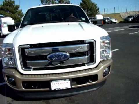 2012 Ford F-350 Lariat King Ranch from NewCarsColorado.com