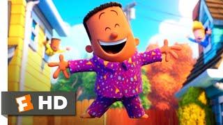 Captain Underpants: The First Epic Movie  I Love Saturdays!Scene | Fandango Family