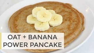 Protein Power Pancake Recipe | Easy Healthy Breakfast Idea