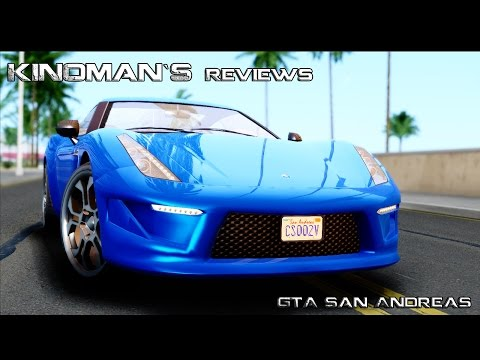 GTA 5 Grotti Carbonizzare v3 SA Mobile