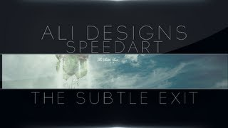 The Subtle Exit | Speedart | Skillfile Entry. (3rd) Thumbnail
