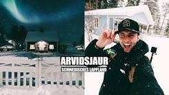 Arvidsjaur I Extrem Urlaub im Schwedischen Lappland 🇸🇪