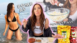 Healthy Snacks that are BOMB AF!!  *weight loss / fitness