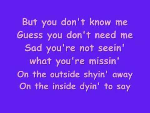 Hannah Montana   Rockstar Instrumental with Lyrics