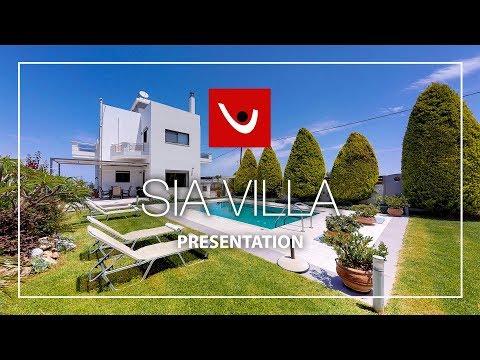 Sia Villa to Rent in Chania Crete by Unique Villas | uniquevillas.gr