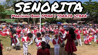 Download lagu Senorita || Marching Band SMAN 1 Toraja Utara Bikin Penonton Histeris 😁
