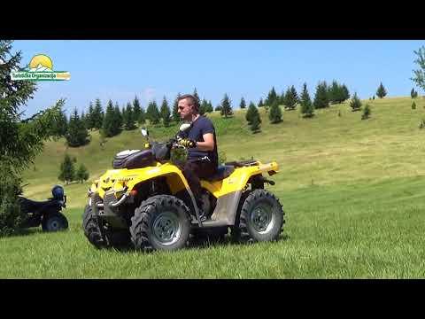 Međunarodna kvadijada 2017 off road Rožaje