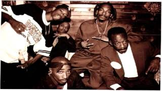 2Pac Ft. Kurupt,Storm,Hussein Fatal - Ride 4 Me (Unreleased) (HQ Audio)