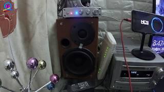 Trải nghiệm dàn âm thanh Nhật bãi Denon E55DV