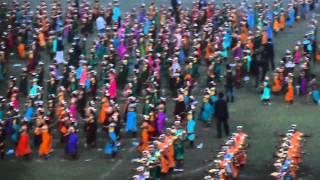 BHARATANATYAM Dance world Record