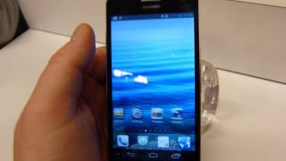 Huawei Ascend D2 hands-on