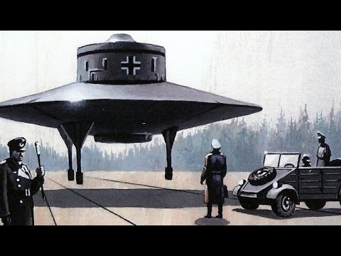 UFOs - Nazis and Roswell to the 21st Century with Richard Dolan