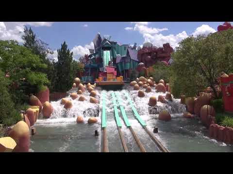 Islands Of Adventure 2018 Tour And Overview   Universal Orlando Resort Florida
