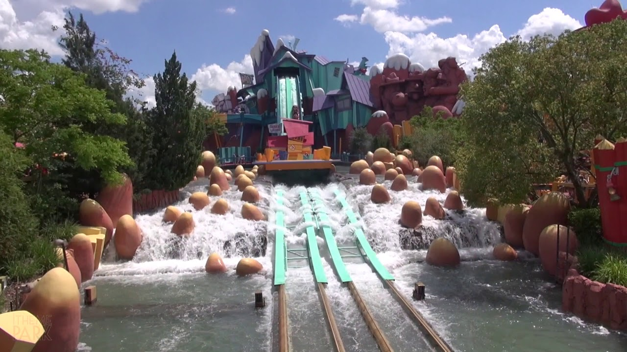 Islands of Adventure 2018 Tour and Overview   Universal ...
