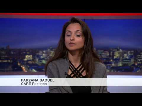 Farzana Baduel discusses violence against women in South Asia
