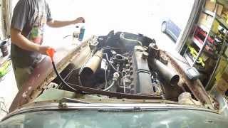 1951 Buick 76R Roadmaster Engine Start