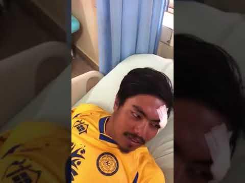 """Ladki Ne Chappal Se Maarke Ladka Ko Kardiya Behos""""kehraha Hai Mai Kaha Hoon"""""""