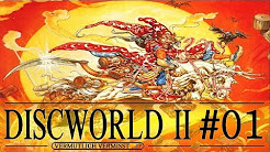 LP Discworld 2 - Vermutlich Vermisst