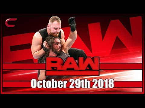 wwe-raw-live-stream-full-show-october-29th-2018-live-reaction-conman167
