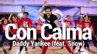 CON CALMA - Daddy Yankee Dance   Chakaboom Fitness Choreography