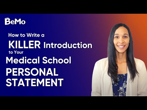 how-to-write-a-killer-introduction-to-your-med-school-personal-statement-|-bemo-academic-consulting