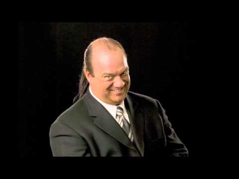 Paul Heyman on Rosenberg's Wrestlemania XXX Spectacular!