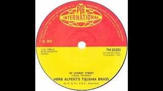 "Herb Alpert & The Tijuana Brass – ""Up Cherry Street"" (UK Pye Int'l) 1964"