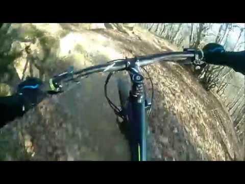 Downhill in Arbizu