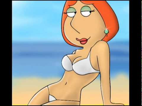 lois griffin passed out nude