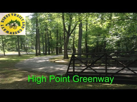 High Point Greenway | High Point NC