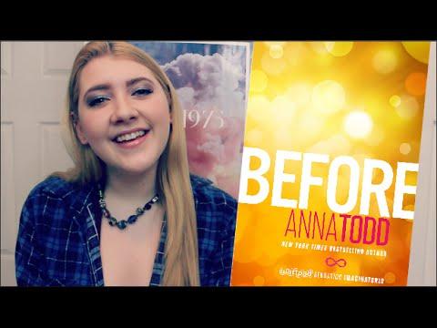 Download Before by Anna Todd | *Non-Spoiler* BOOKTALK