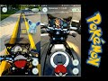 How to Pokemon Go on a Motorcycle