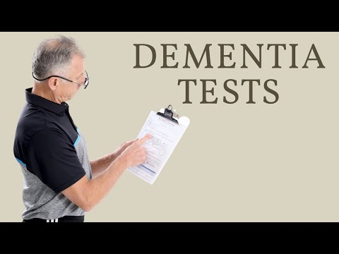 Is A Loved One Developing Dementia? 3 Tests You Can Do to Find Out.