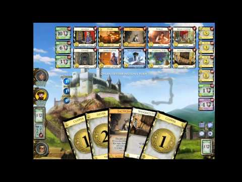 -01- Let's Play Dominion Online [Stashing Minions]