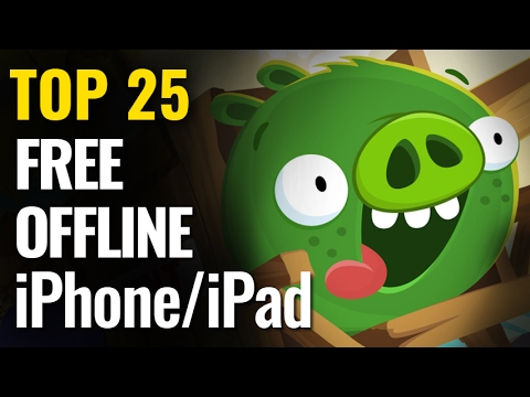 Free Offline Games For Ipad