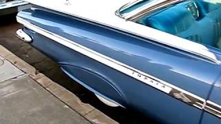 Classic '59 Chevy at Cruisin' Grand