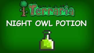 Terraria - Night Owl Potion