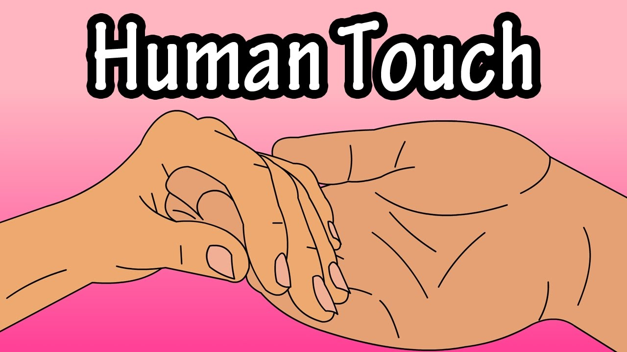Human Beautiful Touch and Health