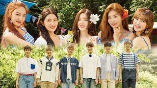Red Velvet (레드벨벳) X ASTRO (아스트로)- With You (한 여름의 크리스마스)/Wit…