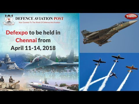 Air Show in Defence Expo 2018 Chennai || PM Modi Inaugurated India's Greatest Defense Expo