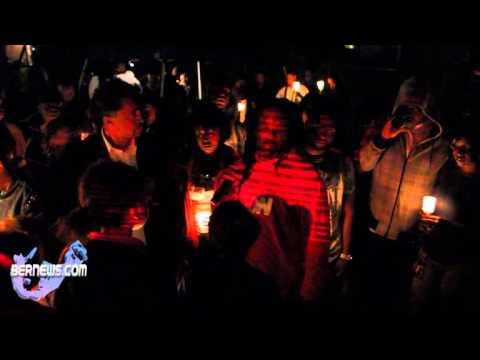 Danny Crockwell - Father Of Shaki Crockwell Kimwandae Walker Vigil April 2 2011