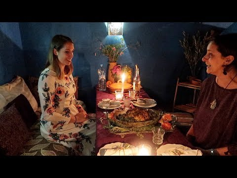 Morocco E.03 - Vegan Thanksgiving in Marrakech -  ft.  EatWith