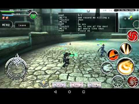 [RPG AVABEL ONLINE]  PvP: Zero_X (blader) Vs LoRD (gladiator)