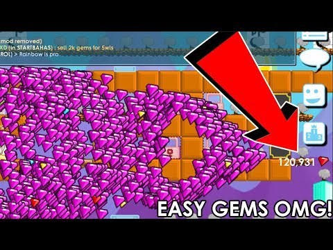 BUYING 500,000 GEMS FOR CHEAP!? (EZ GEMS FOR DLS) - Growtopia