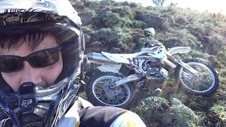 Dirt Bike Crashes Compilation 2015